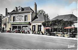 ERIGNE HOTEL TERMINUS CH. MENARD TRES ANIME 1950 EDIT LIONEL - Otros Municipios