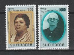 SURINAM   1998  **   MNH   UPAEP - Surinam