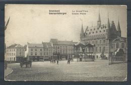 +++ CPA - GRAMMONT - GEERAARDSBERGEN - La Grand'Place - Groote Plaats - Kiosque  // - Geraardsbergen