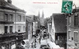 61 - VIMOUTIERS - La Rue Du Moulin- Belle Animation - Vimoutiers