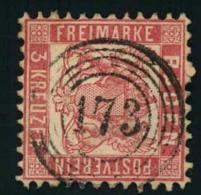 """""""""""173"""""""", STEIBACH Auf 3 Kreuzer Wappen - Baden"""