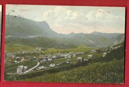 PRD-06 Vallorbe, Ligne De Train. Circulé - VD Vaud