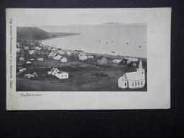 CPA / ISLANDE / SAUDARKROKUR - Iceland