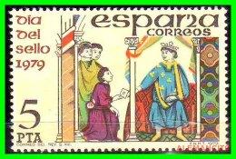 ESPAÑA  SELLO   AÑO 1979 - 1931-Aujourd'hui: II. République - ....Juan Carlos I