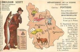 LA VIENNE  EMULSION SCOTT - France