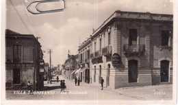 VILLA SAN GIOVANNI VIA NAZIONALE VIAGGIATA 1935 - Other Cities