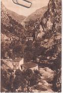 RAIANO AQUILA L'EREMO DI S. VENANZIO SULL'ATERNO  VIAGGIATA 1934 - L'Aquila