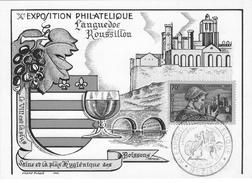 Exposition Philatelique BEZIERS 1962 - 1960-69
