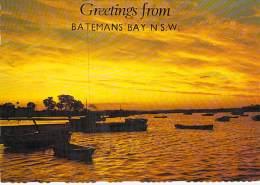 AUSTRALIA Australie ( NSW New South Wales ) BATEMANS BAY - CPSM Dentelée GF 1982 -  Australien - Australie
