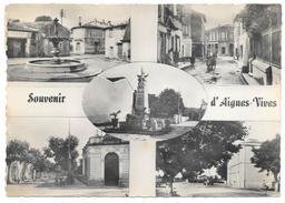 30 - Souvenir D'Aigues Vives - Multi Vues - Ed. Combier - 1953 - Aigues-Vives