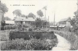 AUFFAY --Rives De La Scie - Auffay