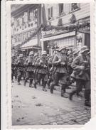 Foto Parade Aufmarsch Militärmusik - Deutsche Soldaten - Osterode Harz - 2. WK - 8*5cm (26200) - War, Military