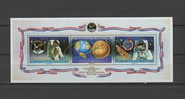 Niue 1989 Space Apollo 11 S/s MNH