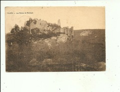 Falaen Les Ruines De Montaigle - Onhaye