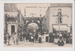 CPA - HENRICHEMONT - Comice 1908 - Gloire & Travail - Librairie Boureux - Henrichemont