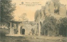Ruines De Mariemont - Côté Où Se Trouvaient Les écuries Et Remises De L'ancien Palais - Morlanwelz