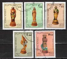 SOMALIA - 1997 - CRUSADE STYLE - USATI - Somalia (1960-...)