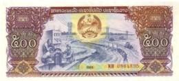 LAOS 500 KIP 1988 B507a (P31) UNC - Laos