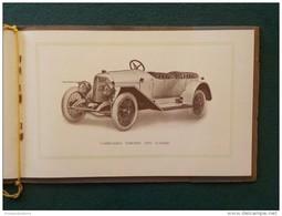 Cx Xd) Automobilia Car Voiture Catalogue ABADAL Y CIA Barcelona Espana Spain 1914 - Coches