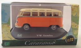 VW Samba  1/72 ( Seria ) - Cars & 4-wheels