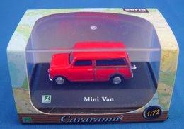Mini Van  1/72 ( Seria ) - Cars & 4-wheels