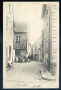 Cpa Du 10  Villenauxe Rue Des Prisonniers  YPO2 - France