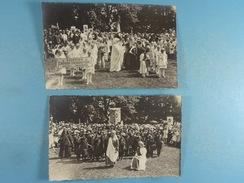 11 Cartes Photos De Soignies Croisade Eucharistique - Soignies