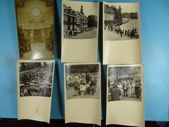 23 Cartes De Photos De La Procession De Notre-Dame Du Bois D'Argenteau - Visé