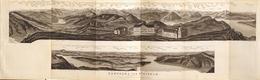 Carte Géographique: Panorama Baedeker 1907 - Panorama Vom Rigikulm - See Von Küssnacht - Cartes Géographiques