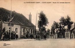 LA FERTE SAINT AUBIN -45- SAINT AUBIN - ROUTE DE LAMOTTE BEUVRON - La Ferte Saint Aubin