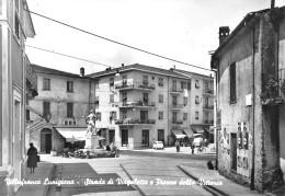 """06508 """"VILLAFRANCA LUNIGIANA (MS) - STR. DI VIRGOLETTA E PIAZZA VITTORIA"""" ANIMATA, . CART. ILL. ORIG. NON SPEDITA - Italia"""