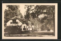 """CPA Goirle, Tilburgseweg Huize """"Veldhoeve"""" - Tilburg"""