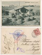 AVIAZIONE 106a SQUADRIGLIA AEROPLANI SEZIONE DI HOMS Cat.Longhi R3 #43 - Guerra 1914-18