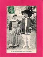 44 LOIRE ATLANTIQUE, AU PAYS DES PALUDIERS, Mariés De BOURG-DE-BATZ, Animée, 1909, (Pillorget) - Europe
