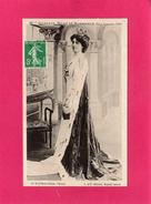 NORMANDIE, Melle GERVAIS, Reine De Normandie ( Fêtes 1909), (L. Et E.) - Europe