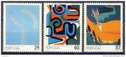 #Portugal 1989. Paintings. Michel 1797-99. MNH(**) - 1910-... Republic
