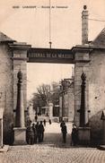 LORIENT -56- ENTREE DE L'ARSENAL - Lorient