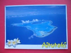 Aitutaki-jewel Of The Cook Islands - Islas Cook