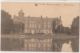 Cpa Dhuy - La Bruyère