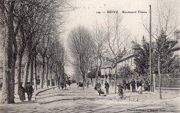V5822 Cpa 19 Brive - Boulevard Thiers - Brive La Gaillarde