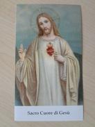 D869 - Santino Holy Card Egim N.357 Sacro Cuore Di Gesù - Santini
