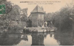 16 / 12 / 335  -  QUINCAMPOIX  ( 76 )  - CHÂTEAU  DE  SAINT  NICOLAS  DU  VERT  BOIS - France