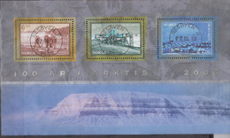 NORVEGE      2006      BF    32         COTE      14 , 00     EUROS - Blocs-feuillets