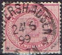GERMANY # FROM 1875  STAMPWORLD 37d - Usati