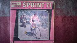 Album Figurine Panini Cyclisme Vélo SPRINT 71 - Ciclismo
