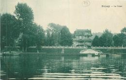 78-Poissy : La Seine - Poissy