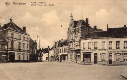 V5856 Cpa Belgique - Grand'place Coté Ouest - Waregem