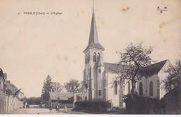 11 PRESLY                         L'eglise - Autres Communes