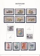 Berlin - Collection Vendue Page Par Page - Timbres Neufs ** Sans Charnière - TB - Neufs