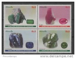 Pakistan (2012) - Set -  /  Gemstones - Minerals - Mineraux - Minéraux
